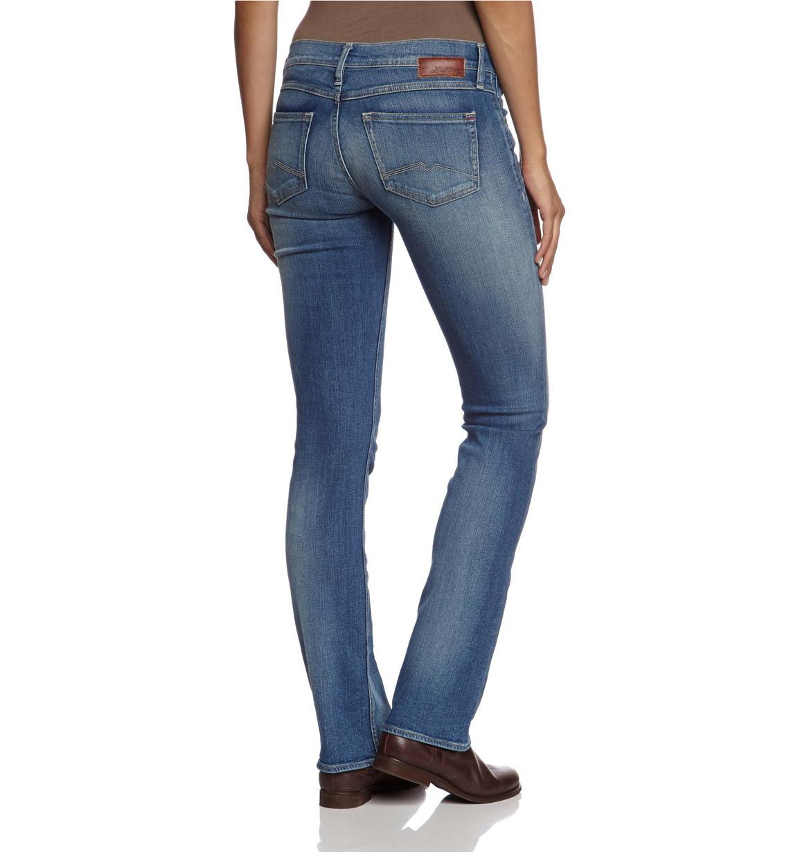 Mustang Jeans női farmernadrág Girls Oregon 3580-5039-512 mustang shoes d7e837df69